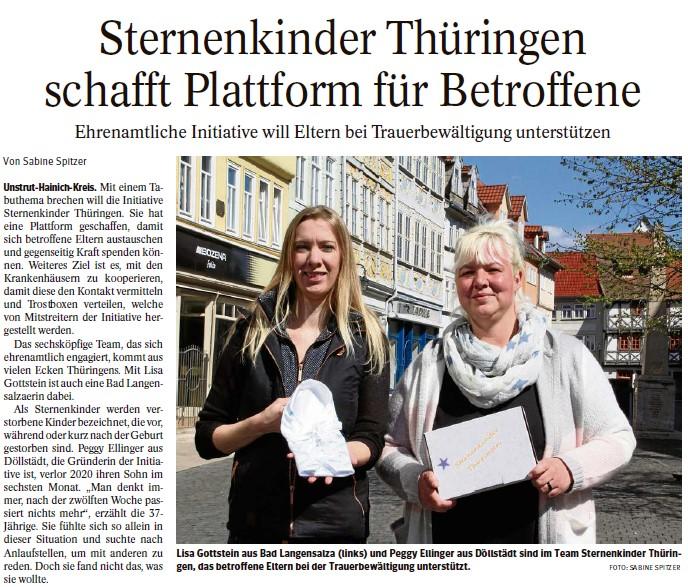 Sternenkinder-Thüringen.de