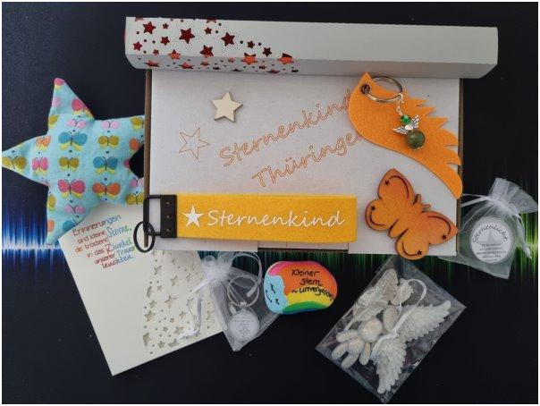 Sternenkinder-Thüringen.de - Trostbox für Sternenkinder